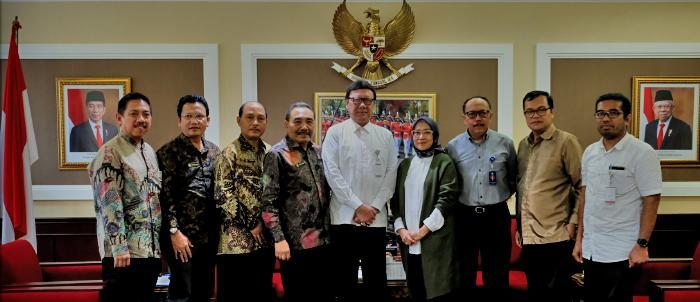 Temui Menpan RB, Pimpinan LPSK Usulkan Jabatan Fungsional Baru